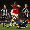 9.9/10 Flamini gives midfield masterclass for Arsenal