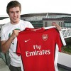 Official: Aaron Ramsey has signed for Arsenal