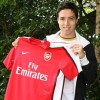 Weekend update: Samir Nasri signs for Arsenal