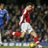 The 'golden triangle' shines bright as Arsenal gun down Chelsea