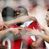 Arsenal 4-1 Portsmouth: Diaby the dominator