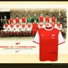 Arsenal's orgasmic new home kit for 2010/11