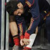 Arsenal World Cup Match Day 19:  Fabregas Again Surplus As Spain See Off Portugal