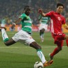 Arsenal World Cup Match Day 15: Eboue's Elephants Shine But Go Out, Cesc And Spain Roll On