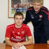 Wilshere putting pen to paper is fantastic news