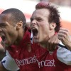 My favourite Arsenal footballer? Freddie Ljungberg, of course!